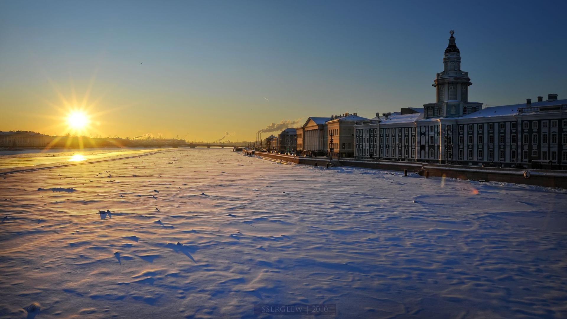 Санкт петербург обои для раб стола